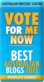 Best Australian Blogs 2013, People's Choice Award