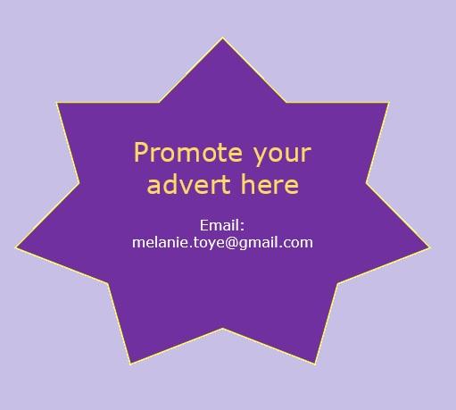 Melanie Toye advertising