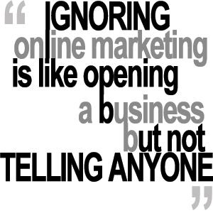 Online-Marketing-Message