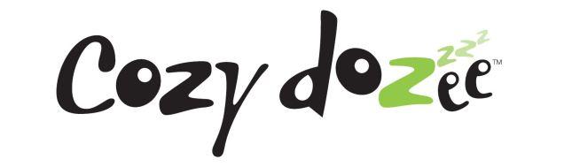 Cozy Dozee logo with trademark